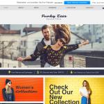Beispiel-Online-Shop von Wix