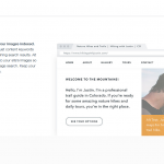 Screenshot Wix.com