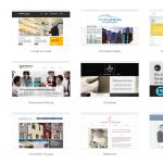 Vorlagen für Unternehmenswebseiten von Wix