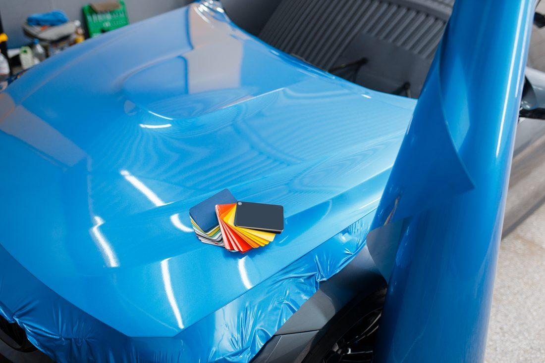Neue Optik für das Auto: Die Autofolierung