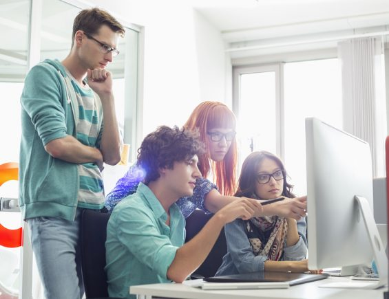 Medienkauffrau / Medienkaufmann Digital und Print – Ein spannender und fordernder Ausbildungsberuf